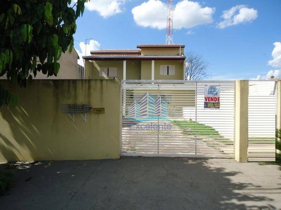 Sobrado Com 2 Dormitórios À Venda, 180 M² Por R$ 380.000 - Jardim Residêncial Firenze - Hortolândia/sp - So0131