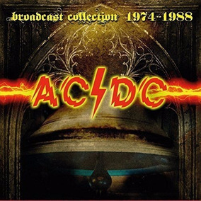 Ac/dc - Broadcast Collection 1974- 1988 - 14 Cds Box Set