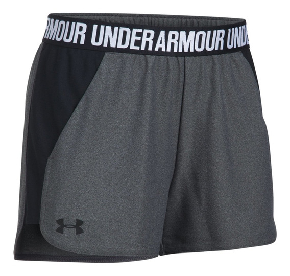 Short Under Armour Training Play Up 2.0 Mujer Go/ng