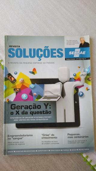 Revista - Soluções Sebrae