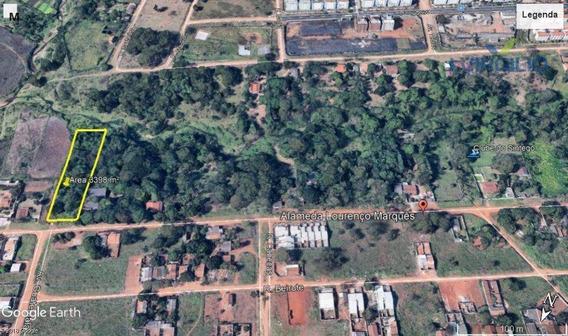 Terreno Residencial À Venda, Parque Das Nações, Aparecida De Goiânia. - Te0053