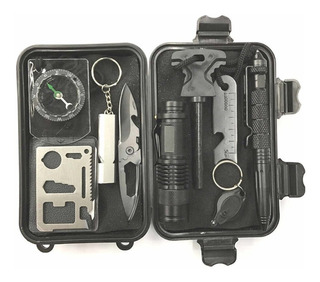 Kit De Supervivencia De Emergencia De Primeros Auxilios Al A