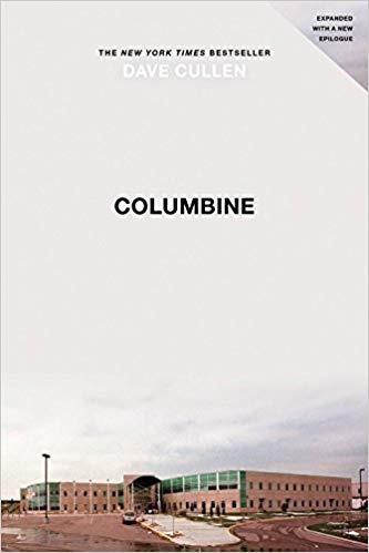 Livro Columbine - Dave Cullen (livro Em Inglês)