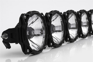 Barra 50 Kc Hilites Gravity Led Pro6 Calidad Jeep Ford