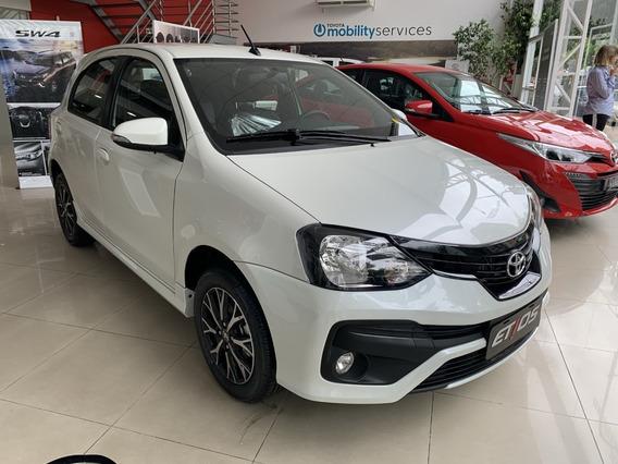 Adjudicado Toyota Etios X 5 Puertas