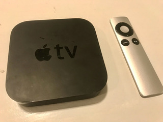 Apple Tv 3ra Generación - Full Hd - Completo En Caja!