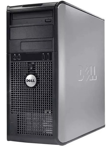 Cpu Dell Torre/ Desktop 780 4gb Ddr3 Hd 320