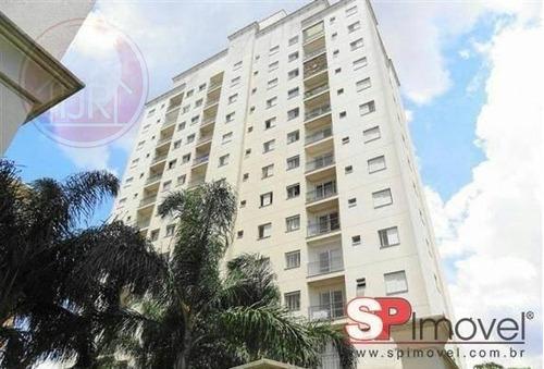 Apartamento Para Venda, 2 Dormitórios, Lauzane Paulista - São Paulo - 3507