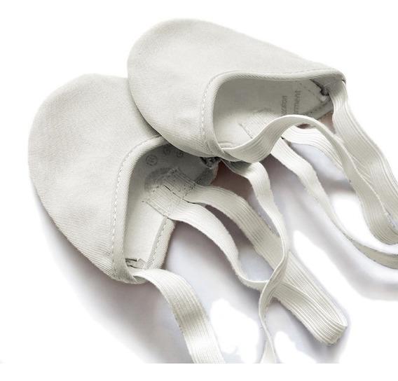 Zapatos Pirouette. Punteras De Gimnasia Canvas. Oferta