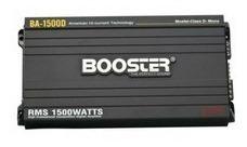 Módulo De Potência Booster Ba-1500d 3200w
