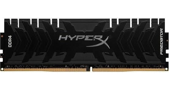 Memoria Hyperx Predator 16gb 3000mhz Ddr4 C/ Nota Fiscal