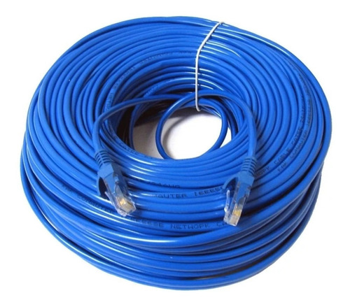 Cable Red Internet Ps4 20 Metros Cat 5e Ethernet Utp Rj45