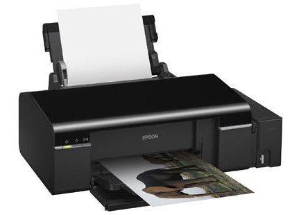 Impressora Epson L800 + Brinde Kit Bulk Ink