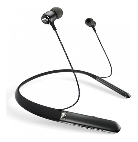 Fone Jbl Live 200 Bt Bluetooth Preto C/ Microfone Live200bt