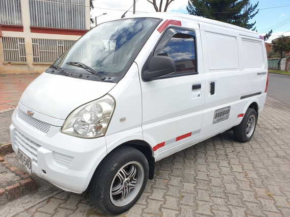 Chevrolet N300 Van Carga Plus 1.2l