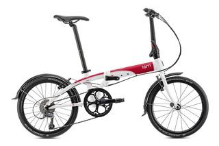 Bicicleta Plegable Tern Link N8 C/ Shimano Claris 8vel.
