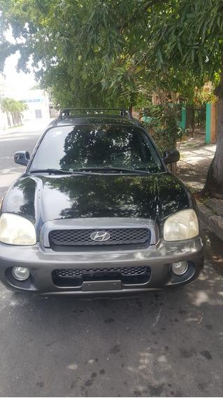 Hyundai Santa Fe 2003