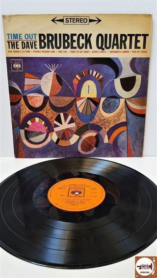 Lp The Dave Brubeck Quartet - Time Out