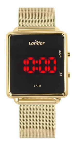 Relógio Condor Feminino Digital Led Cojhs31b... - Cojhs31baa