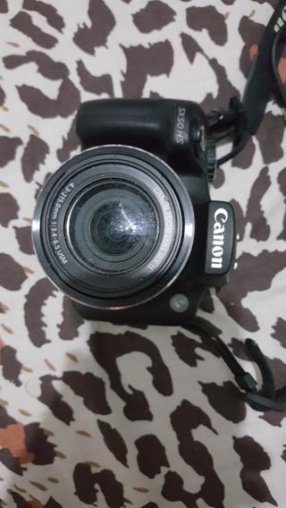 Camera Semi Profissional Canon Sx 530 Hs