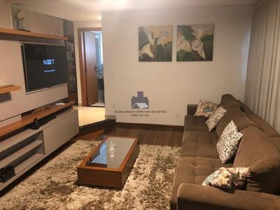 Apartamento A Venda No Bairro Centro Em São José Do Rio - 2019121-1