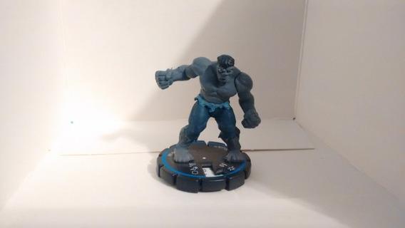 Heroclix Hulk Edición Sin Tarjeta Rareza Azul