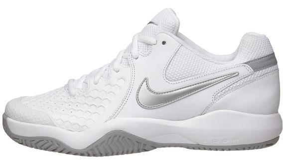 Tenis Nike Air Zoom Resistance Blanco
