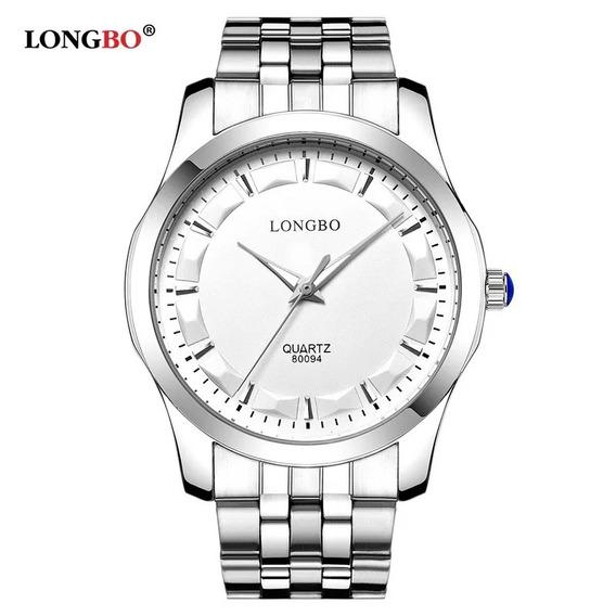 Relógio Analógico Masculino Clássico Luxo Original