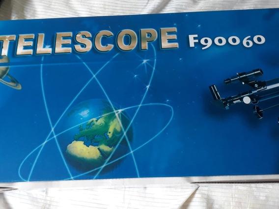 Telescópio Equifoto F90060 Equatorial