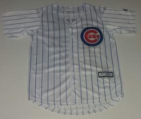 2fee8a4a791 Camiseta Original Chicago Cubs Kris Bryant Frete Grátis