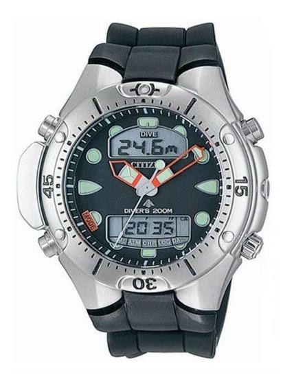 Relógio Citizen Masculino Aqualand Jp1060-01e - Tz10020j