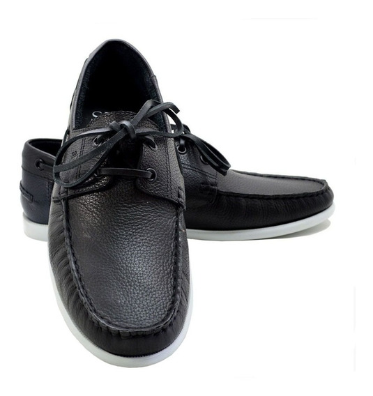 Sapato Masculino Dockside Sanravi Em Couro Legitimo Promoção