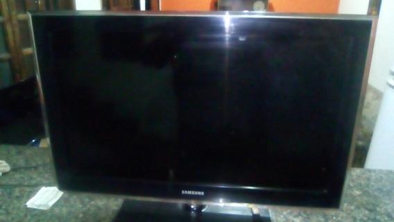 Tv Samsung 32 M Ln32d550 Com A Tela Quebrada
