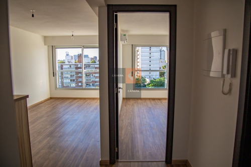 Apartamento A Estrenar A La Venta Y Alquiler En Pocitos Nuevo- Ref: 6773