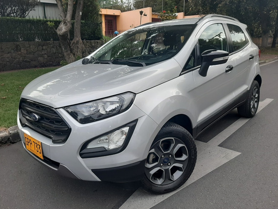 Ford Ecosport Frestyle 4x4 At