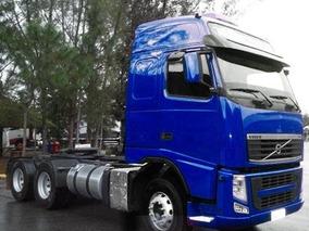 Volvo Fh 540 6x2 2012/2012 Globetrotter Completão !!!
