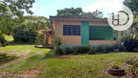 Chácara Com 1 Dormitório Para Alugar, 2535 M² Por R$ 3.500/mês - Centro - Vinhedo/sp - Ch0144