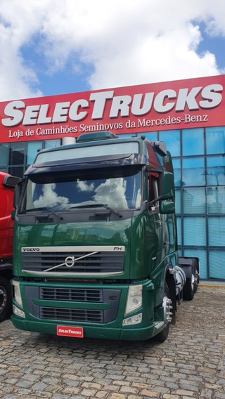 Volvo Fh 500 6x2 Globetrother I-shift 13/13 Selectrucks