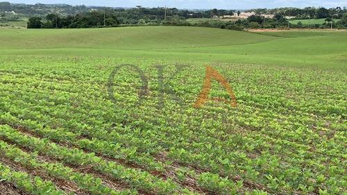 Área Para Loteamento Industrial Na Fazenda Rio Grande Permuta Por Fazenda De Soja Até 150 Km De Ctba - Ter004 - 68658327