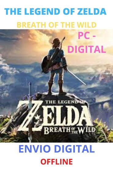 The Legend Of Zelda - Pc Digital - Offline