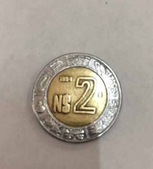 Moneda Nuevos Pesos 2