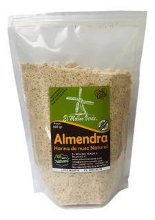 Harina De Almendra 100% Natural - 500g - L a $50000