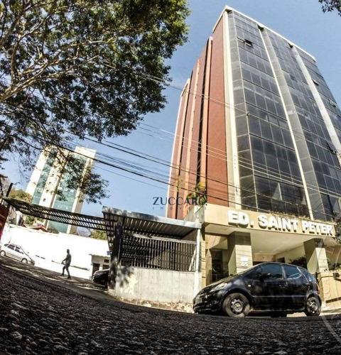 Sala Para Alugar, 75 M² Por R$ 2.400,00/mês - Centro - Guarulhos/sp - Sa0649
