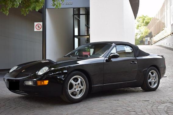 Porsche 911 Cabrio 968 Cabrio 1992