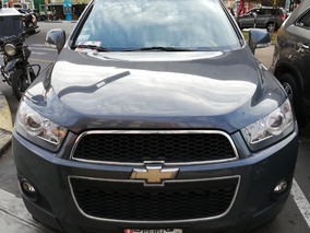 Chevrolet Captiva 4x4 Glp Delux No Sorento Santa Fe Sportage