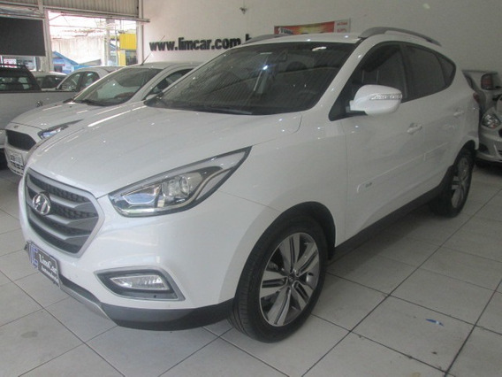 Hyundai Ix35 Flex Banco De Couro Multimidia Unico Dono