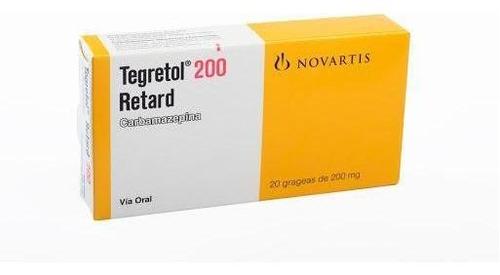 Tegretol Retard 200mg