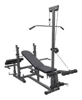 Banco De Supino 367 Estação De Musculação - Wct Fitness