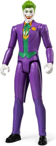 Joker Figura De Acción Táctica De Renacimiento Batman 30cm
