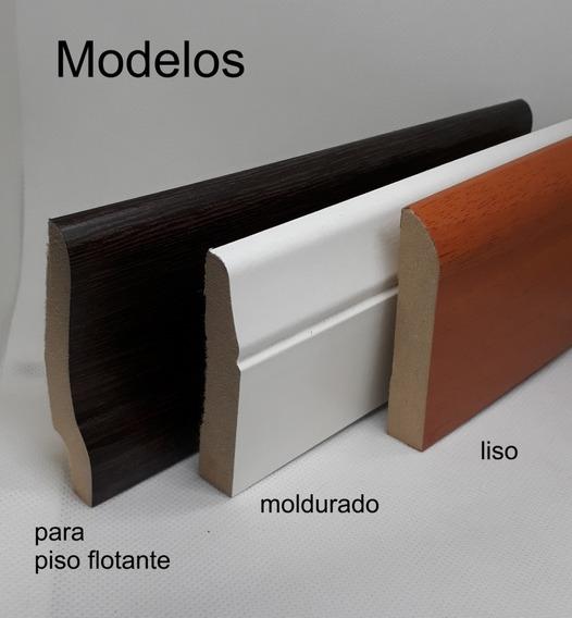 Zocalos Melaminicos Base Mdf Variedad De Colores Y Modelos